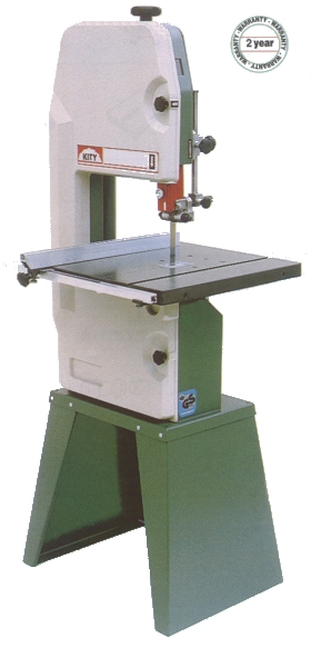 KITTY WOODWORKING MACHINES - 613 Band Saw